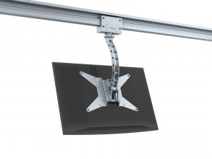 New Rail Systems for ceiling applications!